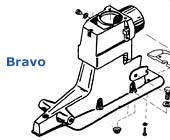 Bravo (oben Drive)