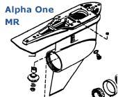 Alpha One Gen.1 (unten Gear)