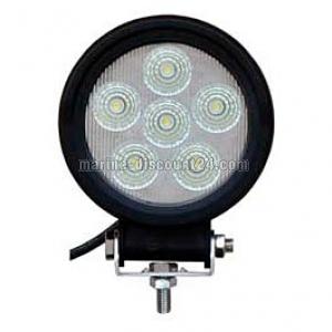 LED 12V / 24V Deckscheinwerfer 18W - 920 Lumen