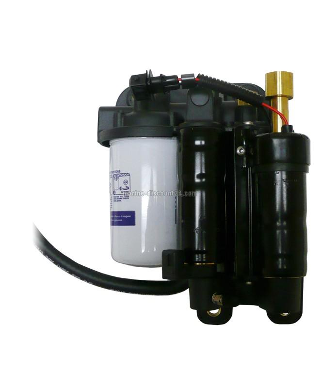 Benzinpumpe / Kraftstoffpumpe kompl.  für Volvo Penta GSI, GI, GXI  MD21608511, 3594444