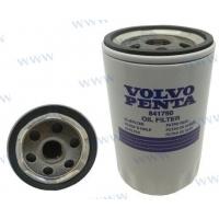 Ölfilter für Volvo Penta V6 Modelle 841750