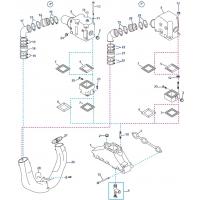 Abgas-Ersatzteile für GM 4.3L V6