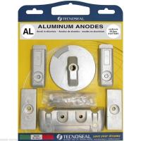 Anoden Satz Alu für Mercury Verado 6 Zylinder 200 - 350 PS