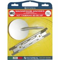 Anoden Satz Magnesium für Yamaha 60 - 90 PS