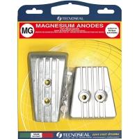 Anoden Satz Magnesium für Volvo Penta SX-A / DPS