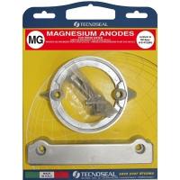 Anodensatz Magnesium für Volvo Penta AQ280 DP