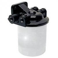 Benzinfilter Set Alu 1/4 mit 28 Mikron Filter