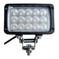 LED 12V / 24V Deckscheinwerfer 45W - 2300 Lumen