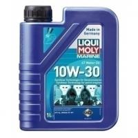 LIQUI MOLY 10W30 Motoröl für 4-Takt Aussenborder, 1 Liter