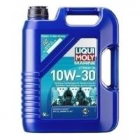 LIQUI MOLY 10W30 Motoröl für 4-Takt Aussenborder, 5 Liter
