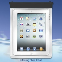 Wasserdichte Schutztasche für iPad