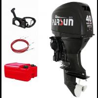 Parsun F40FWL-T-EFI Fernschaltung Außenborder